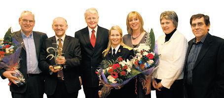 Starfsmennataverðlaun 2008